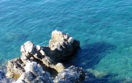 Das sauberste Wasser im Mittelmeer